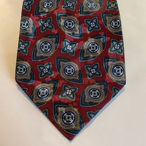 Christian Dior shimmer necktie made in the USA